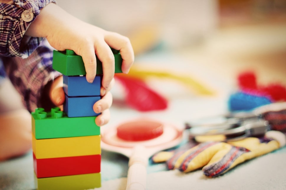 Are traditional toys the best for child development?